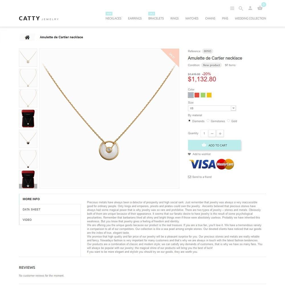 theme - Moda & Calçados - Catty Jewelry - 3
