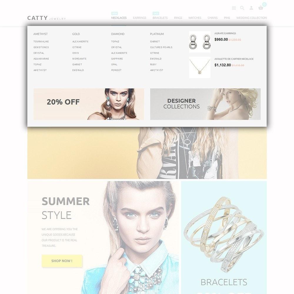theme - Moda & Calçados - Catty Jewelry - 5