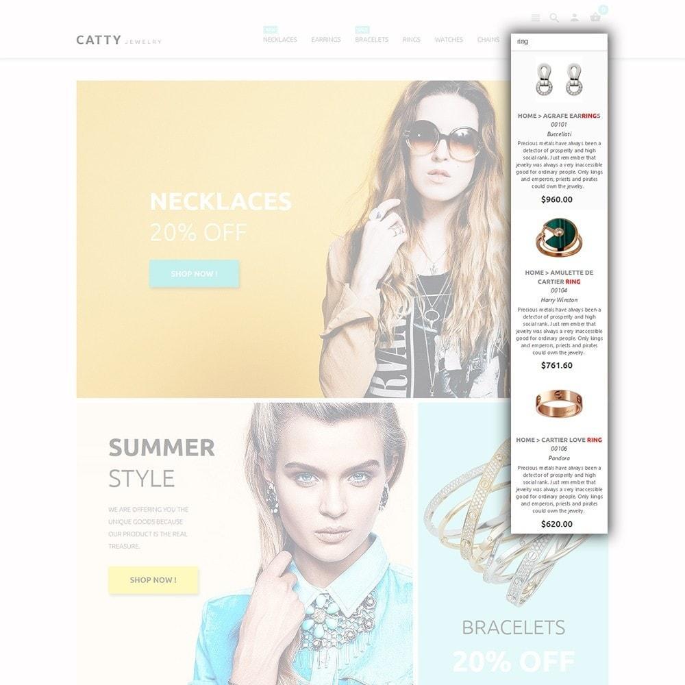 theme - Мода и обувь - Catty Jewelry - 6