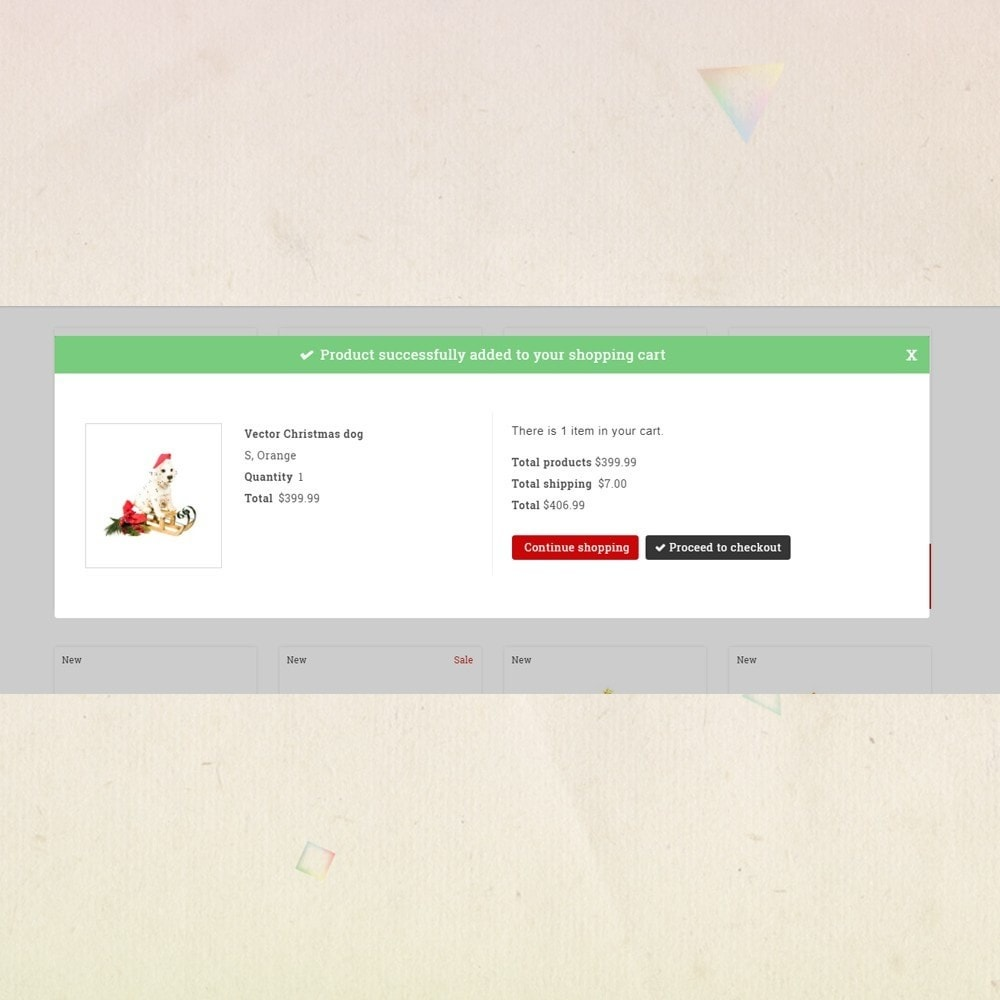theme - Presentes, Flores & Comemorações - Gift Card - Christmas Store - 7