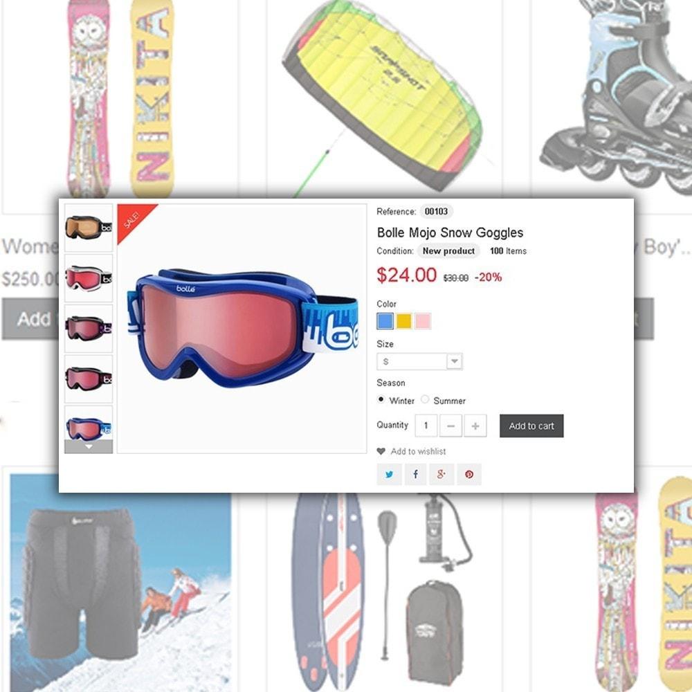 theme - Sport, Attività & Viaggi - Extreme - Responsive Negozio di Abbigliamento Sportivo - 4