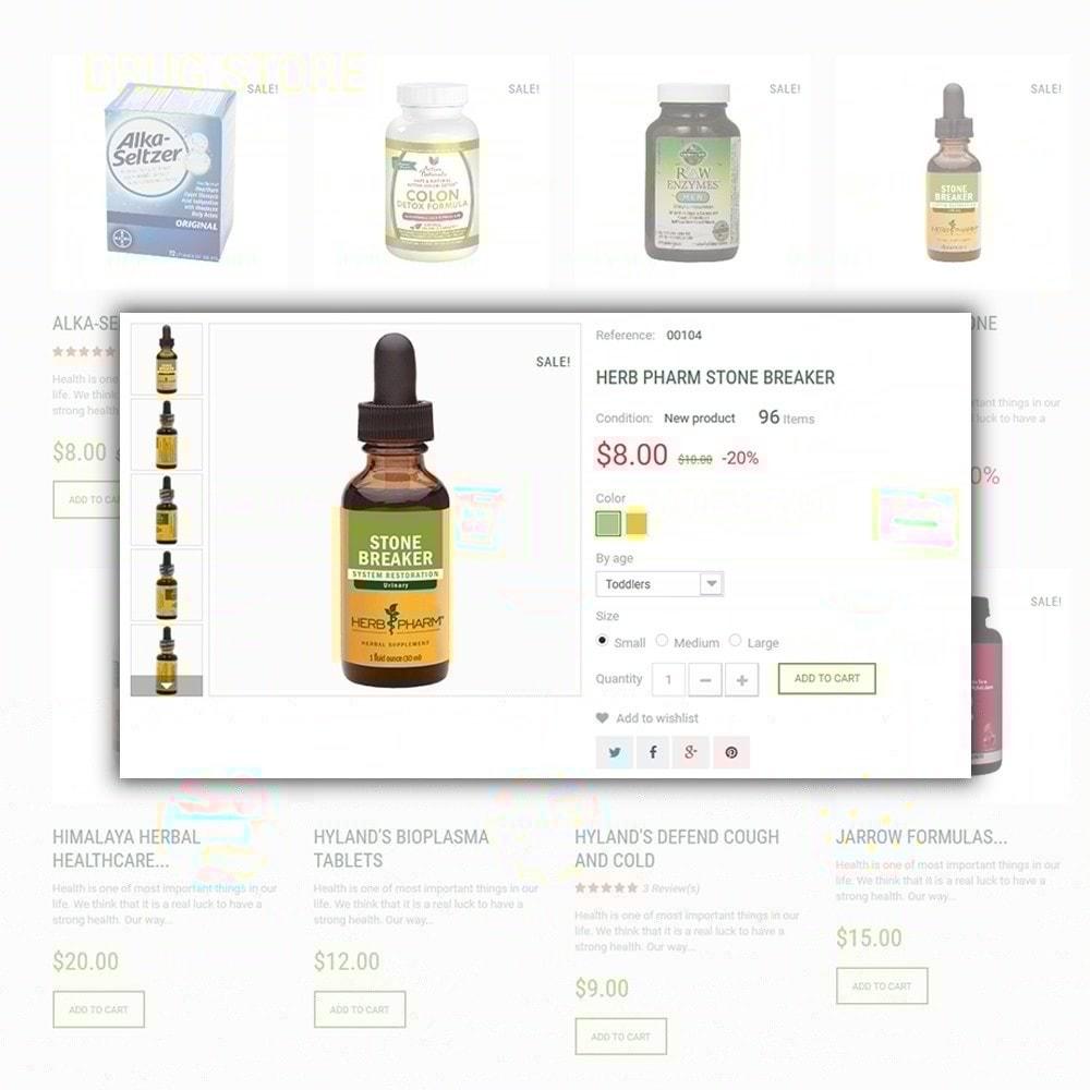 theme - Saúde & Beleza - Drug Store - 4