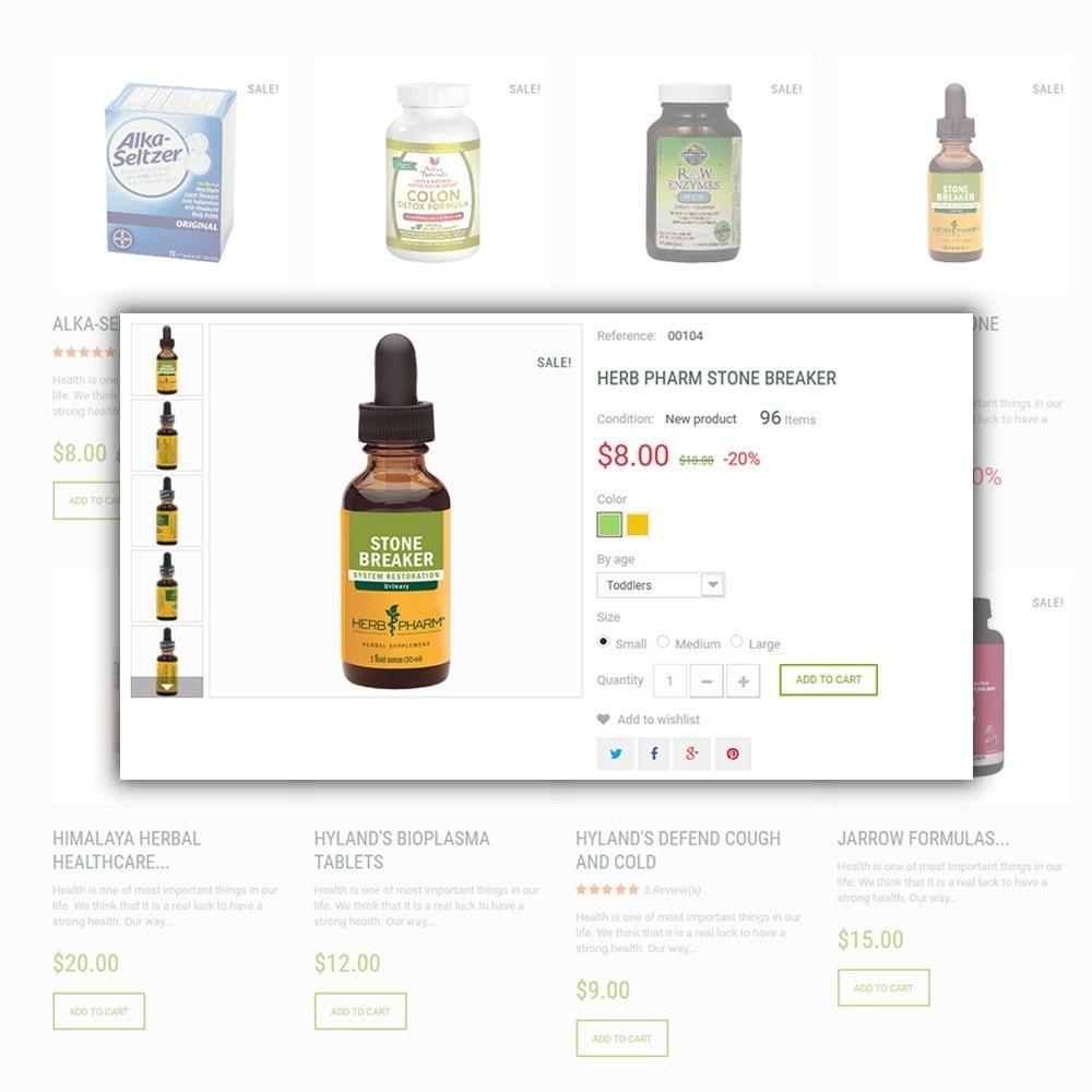 theme - Salud y Belleza - Drug Store - 4