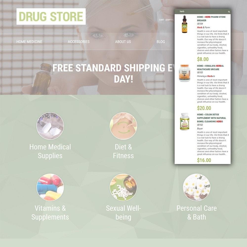 theme - Здоровье и красота - Drug Store - 6