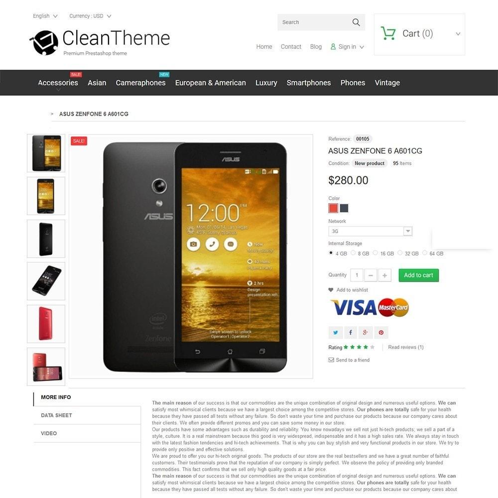 theme - Electronique & High Tech - Clean Theme - 3