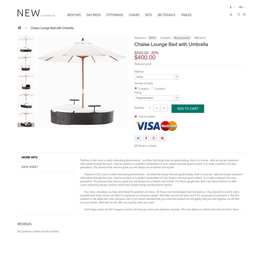 theme - Kunst & Cultuur - New Garden - 3