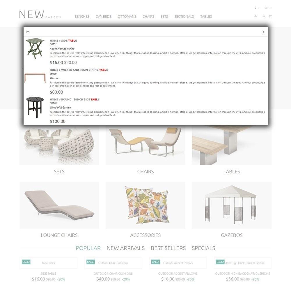 theme - Art & Culture - New Garden - 6