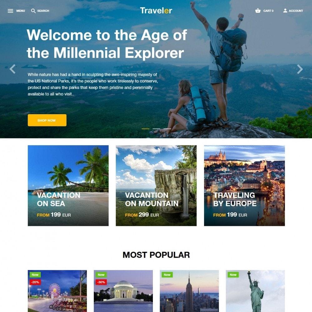 theme - Deportes, Actividades y Viajes - Traveler - 2