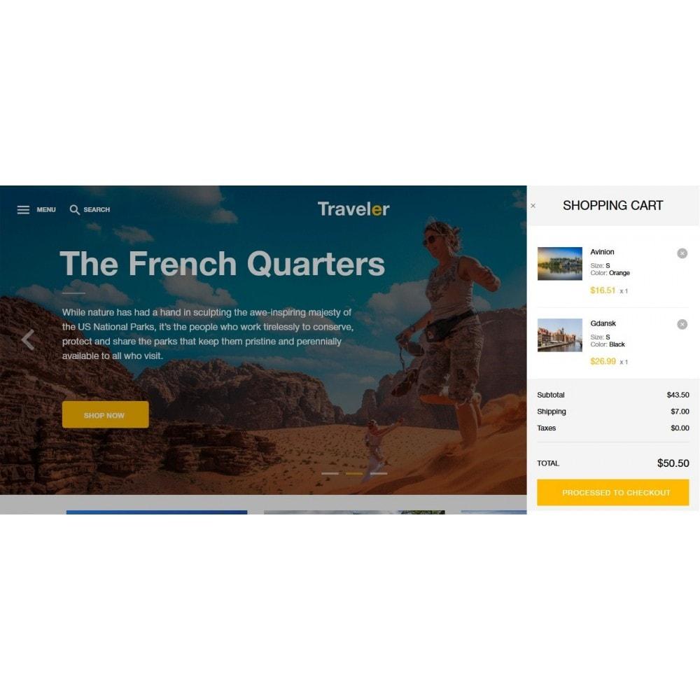 theme - Deportes, Actividades y Viajes - Traveler - 3