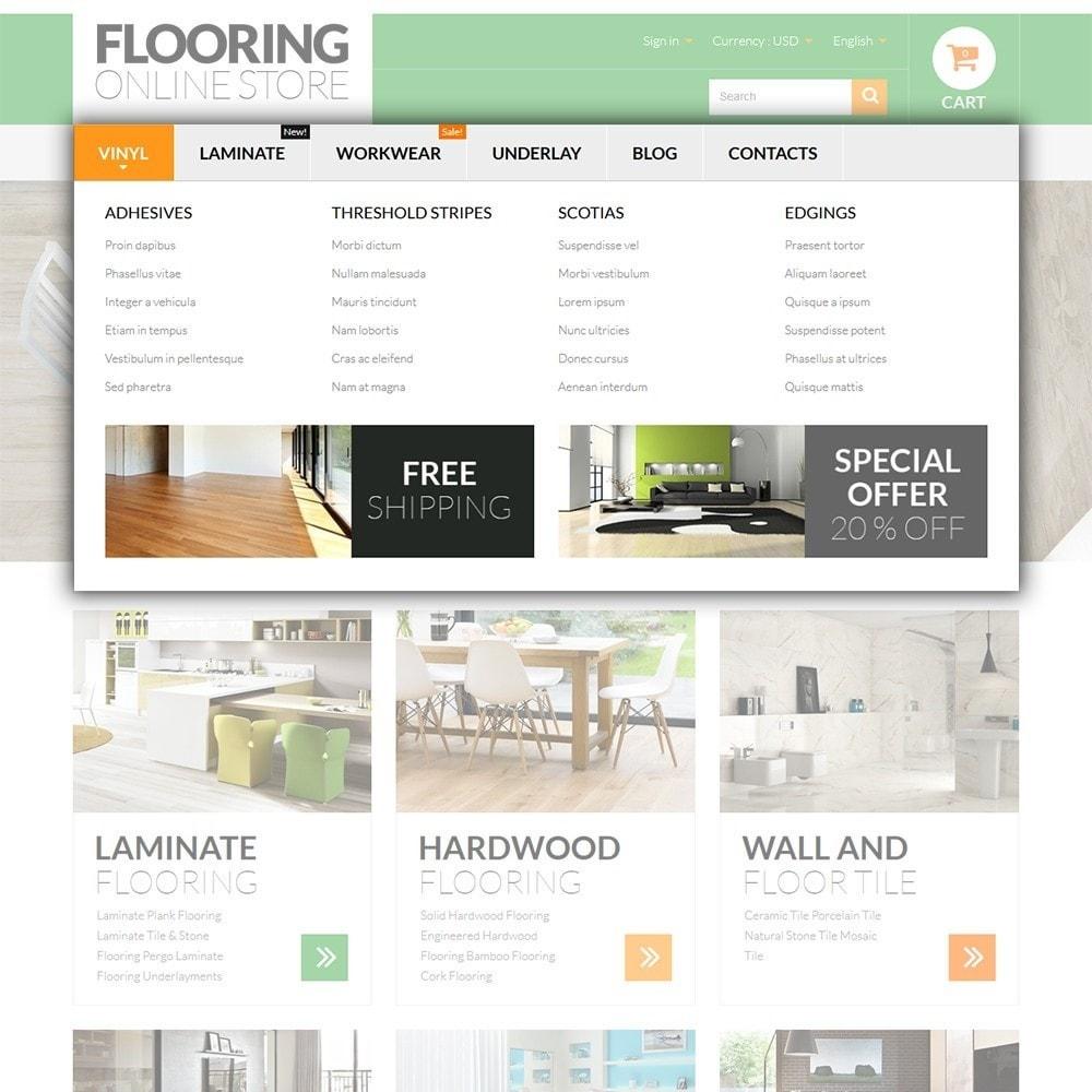 theme - Искусство и Культура - Flooring Online Store - 5