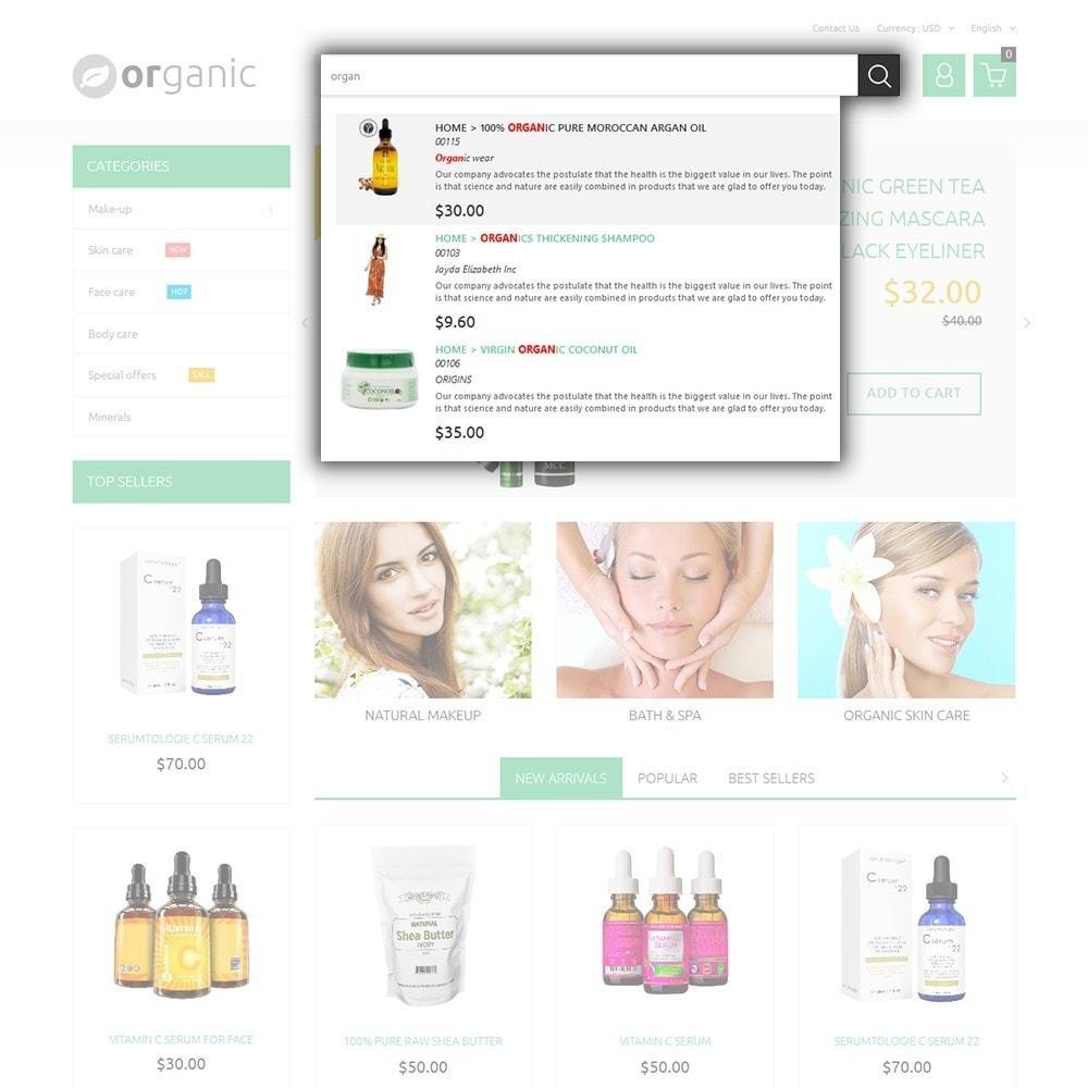 theme - Gezondheid & Schoonheid - Organic - 6