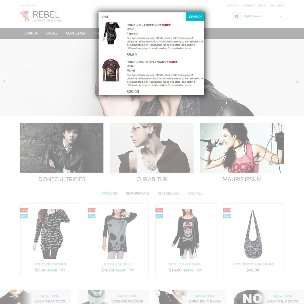 theme - Mode & Schuhe - Rebel - 6