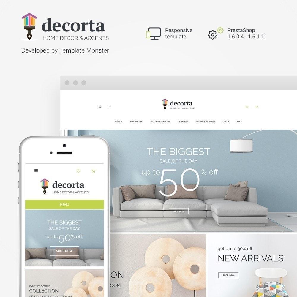 theme - Дом и сад - Decorta - 2
