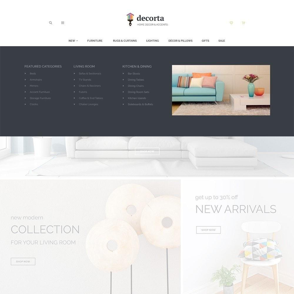 theme - Дом и сад - Decorta - 3
