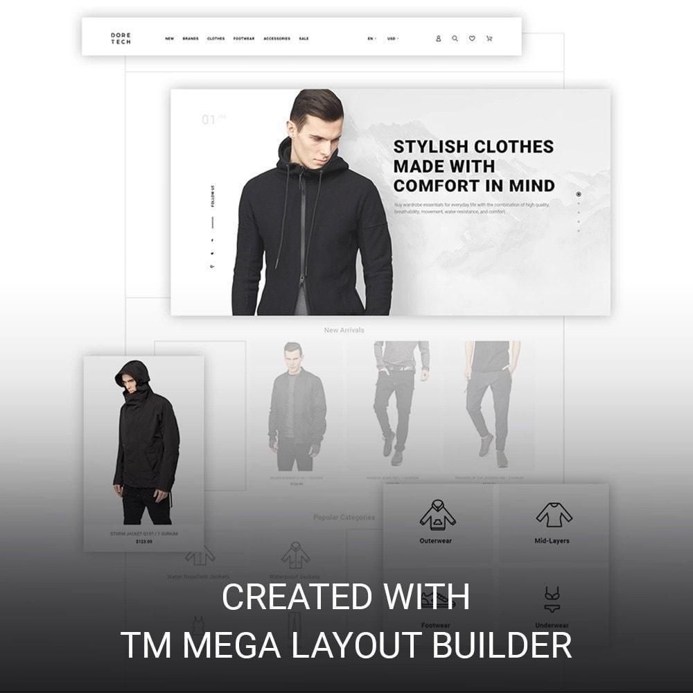 theme - Moda & Calzature - Dore Tech - 5
