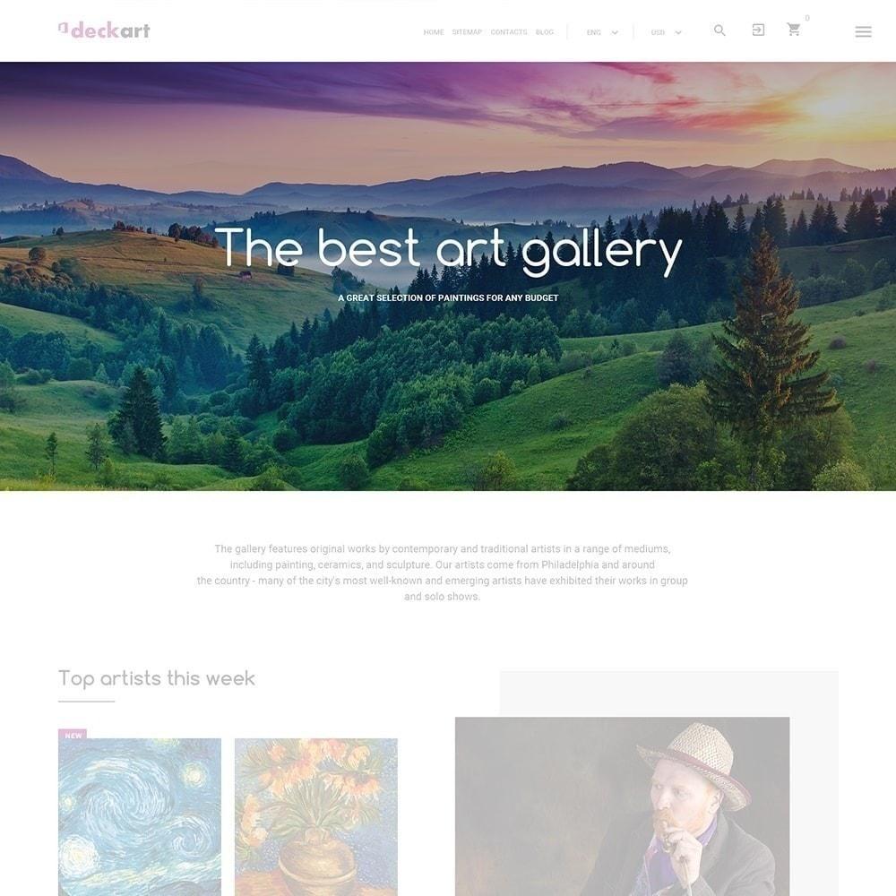 theme - Art & Culture - DeckArt - 3