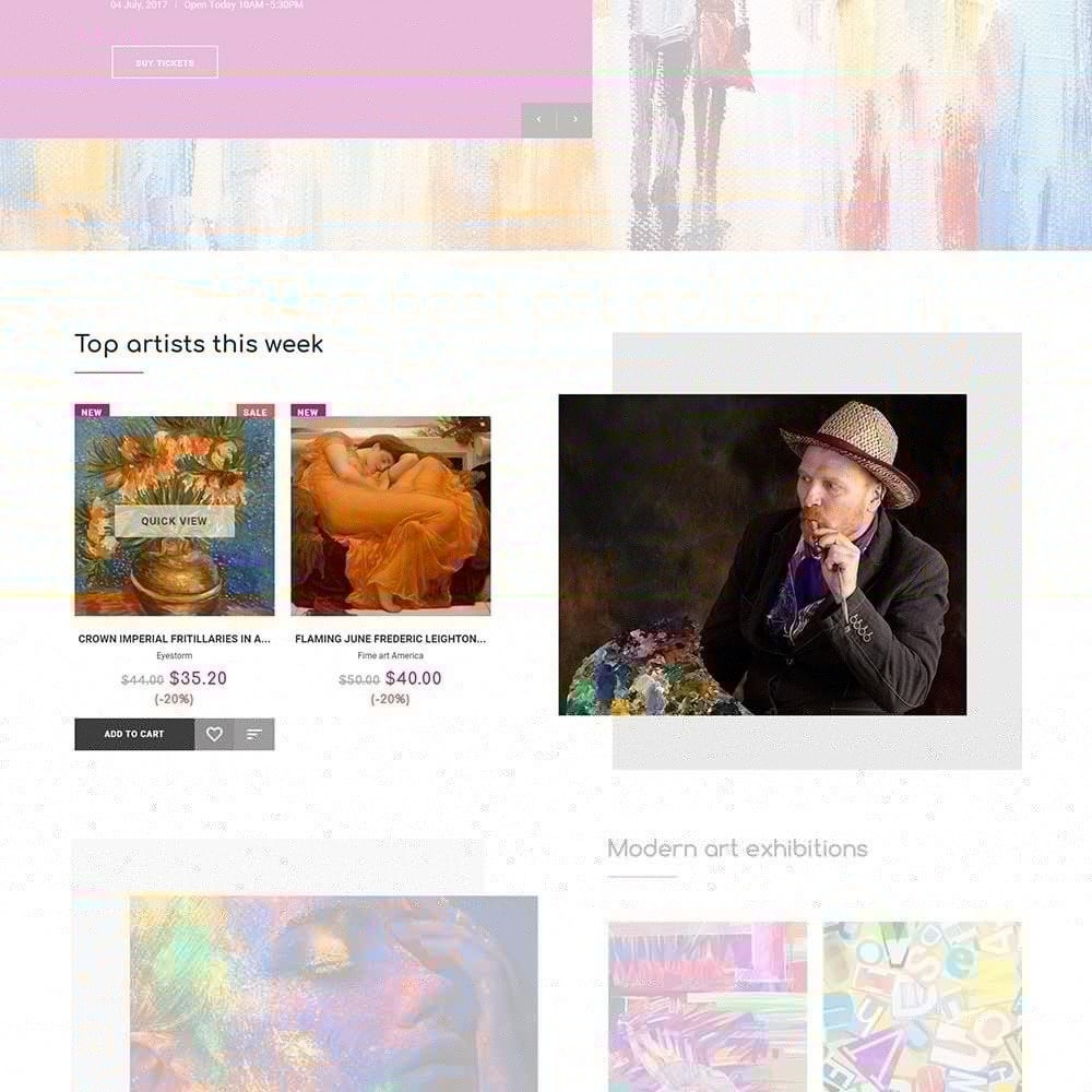theme - Art & Culture - DeckArt - 4