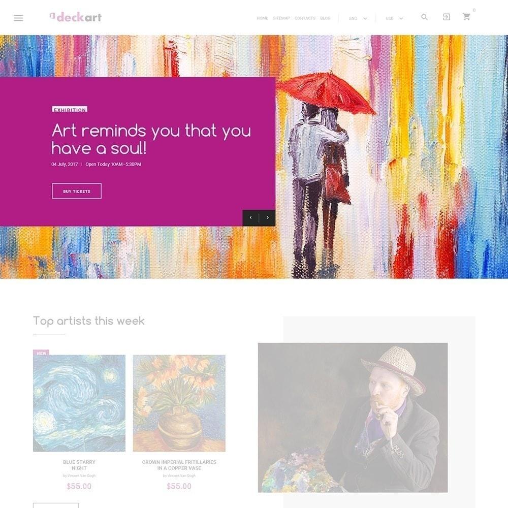 theme - Art & Culture - DeckArt - 6