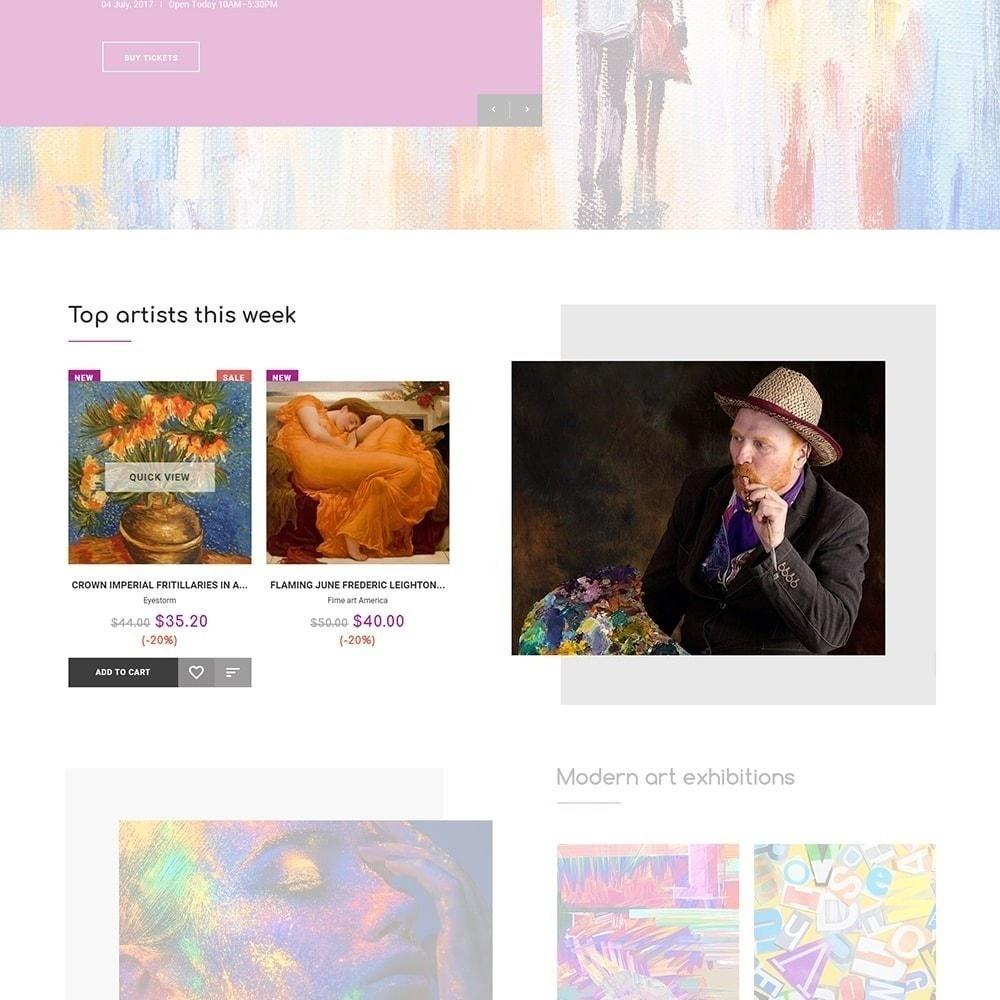 theme - Arte y Cultura - DeckArt - 4