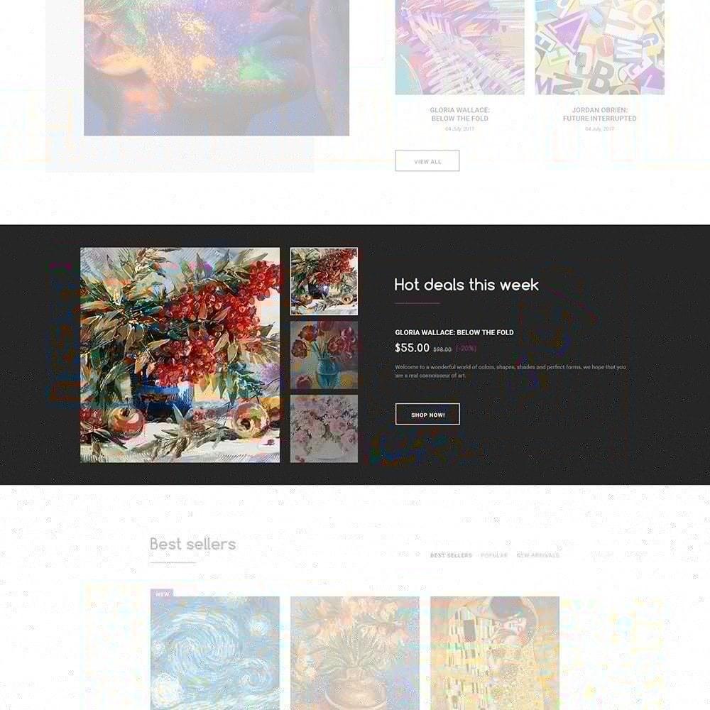 theme - Arte y Cultura - DeckArt - 5