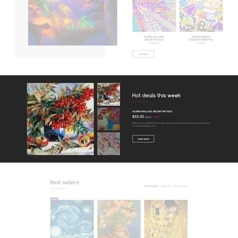 theme - Искусство и Культура - DeckArt - 5