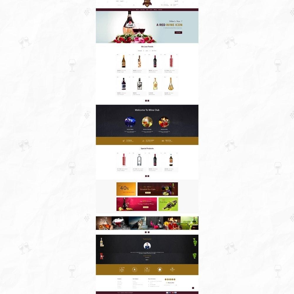 theme - Drink & Wine - On Star - Wine Store - 2