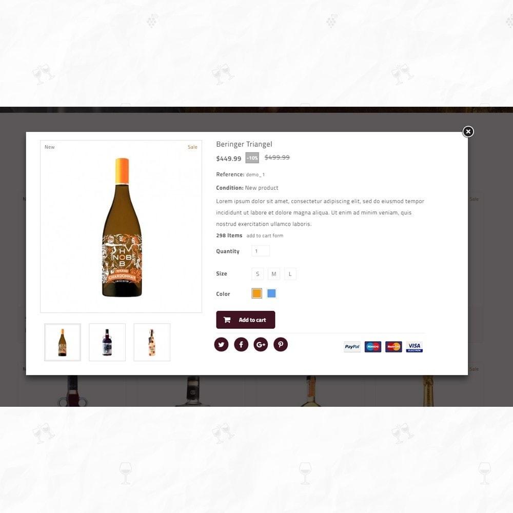 theme - Drink & Wine - On Star - Wine Store - 6