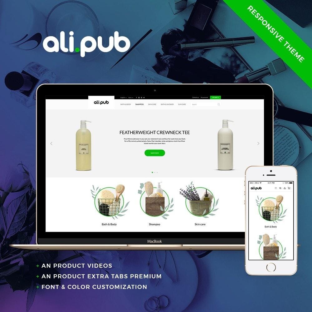 theme - Gezondheid & Schoonheid - Ali-pub Cosmetics - 1
