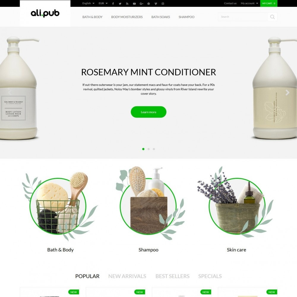 theme - Gezondheid & Schoonheid - Ali-pub Cosmetics - 2