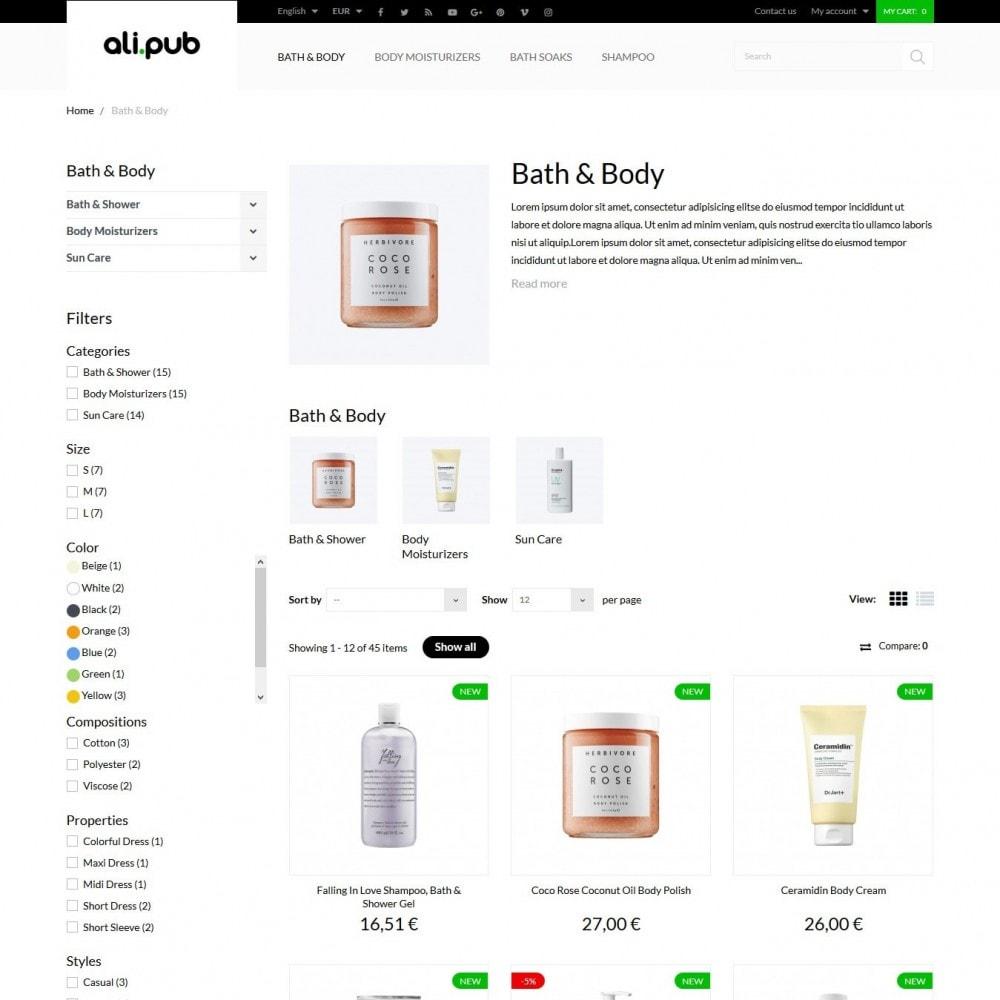 theme - Gezondheid & Schoonheid - Ali-pub Cosmetics - 5