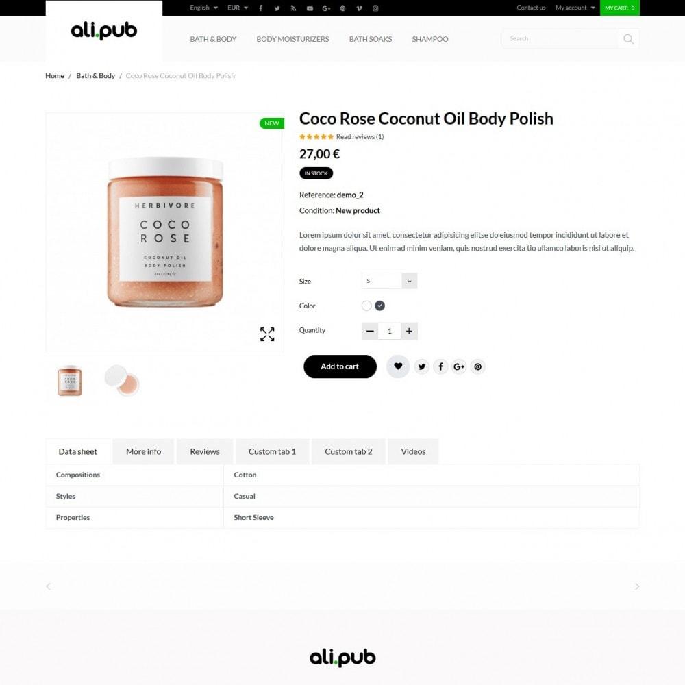 theme - Gezondheid & Schoonheid - Ali-pub Cosmetics - 6