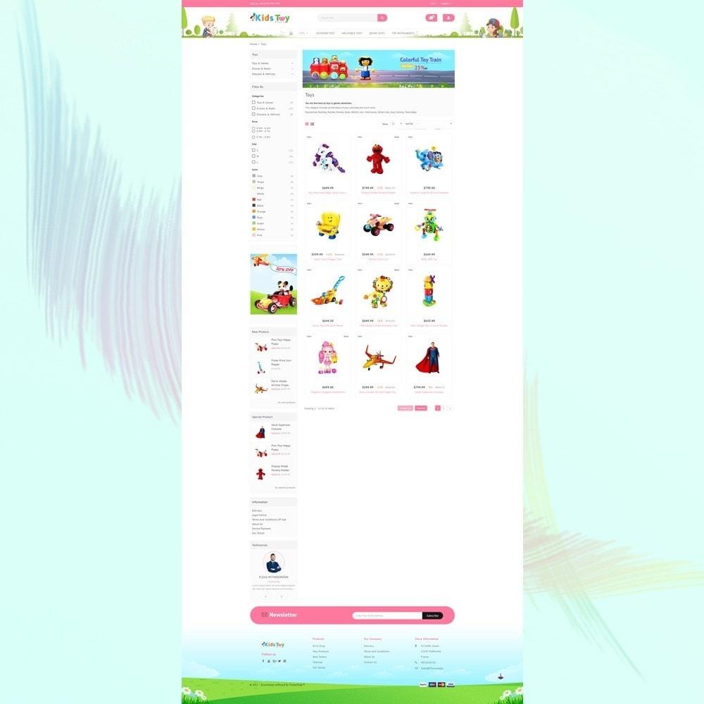 theme - Crianças & Brinquedos - Enjoy - Kids Toy Store - 3