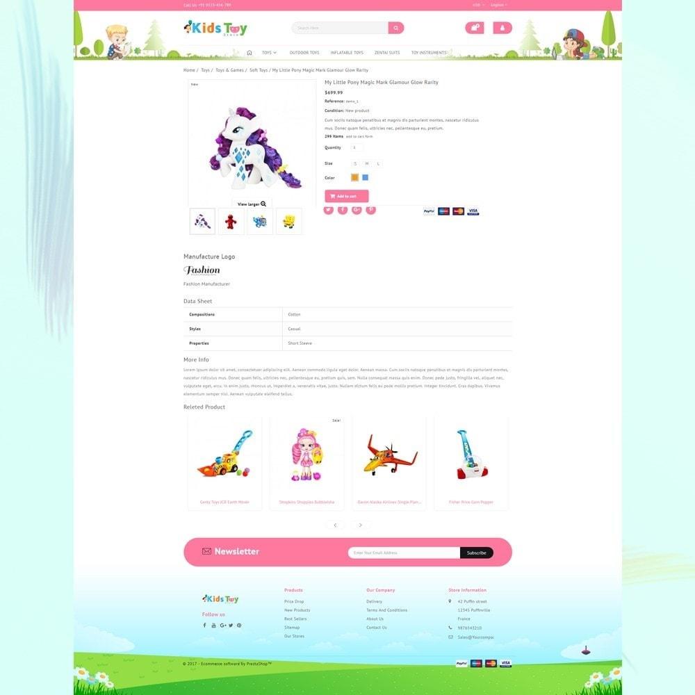 theme - Crianças & Brinquedos - Enjoy - Kids Toy Store - 4