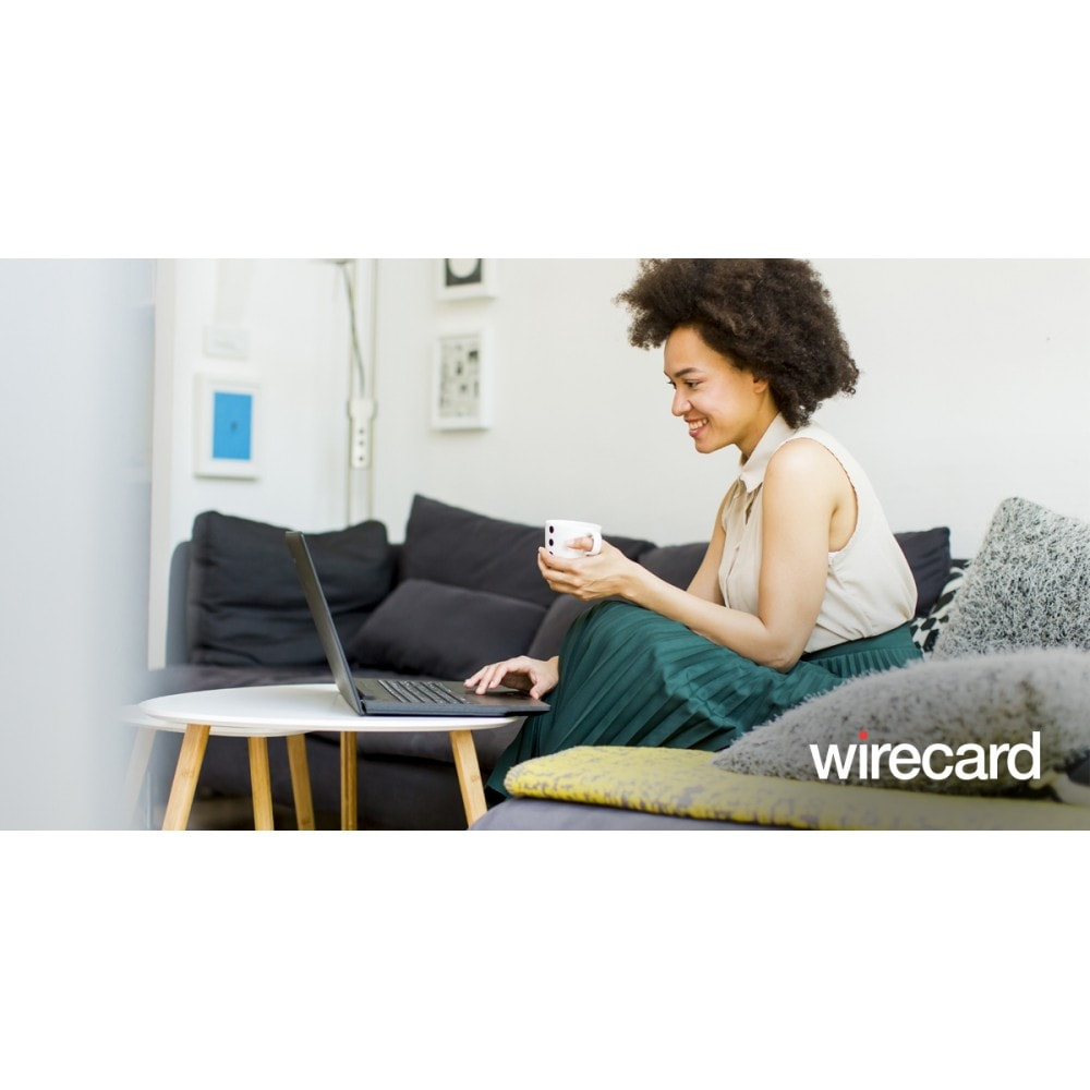 module - Payment by Card or Wallet - Checkout Portal by Wirecard - 1