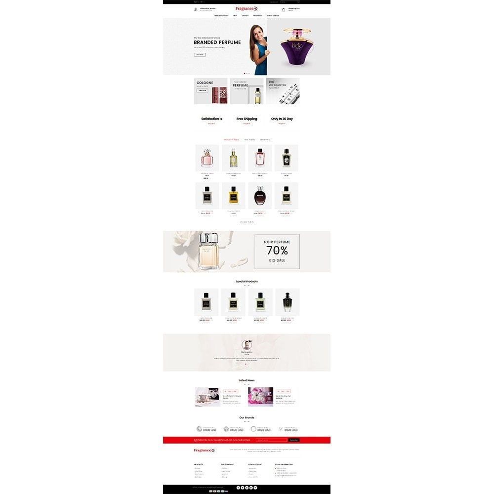 theme - Gesundheit & Schönheit - Fragrance Store - 2