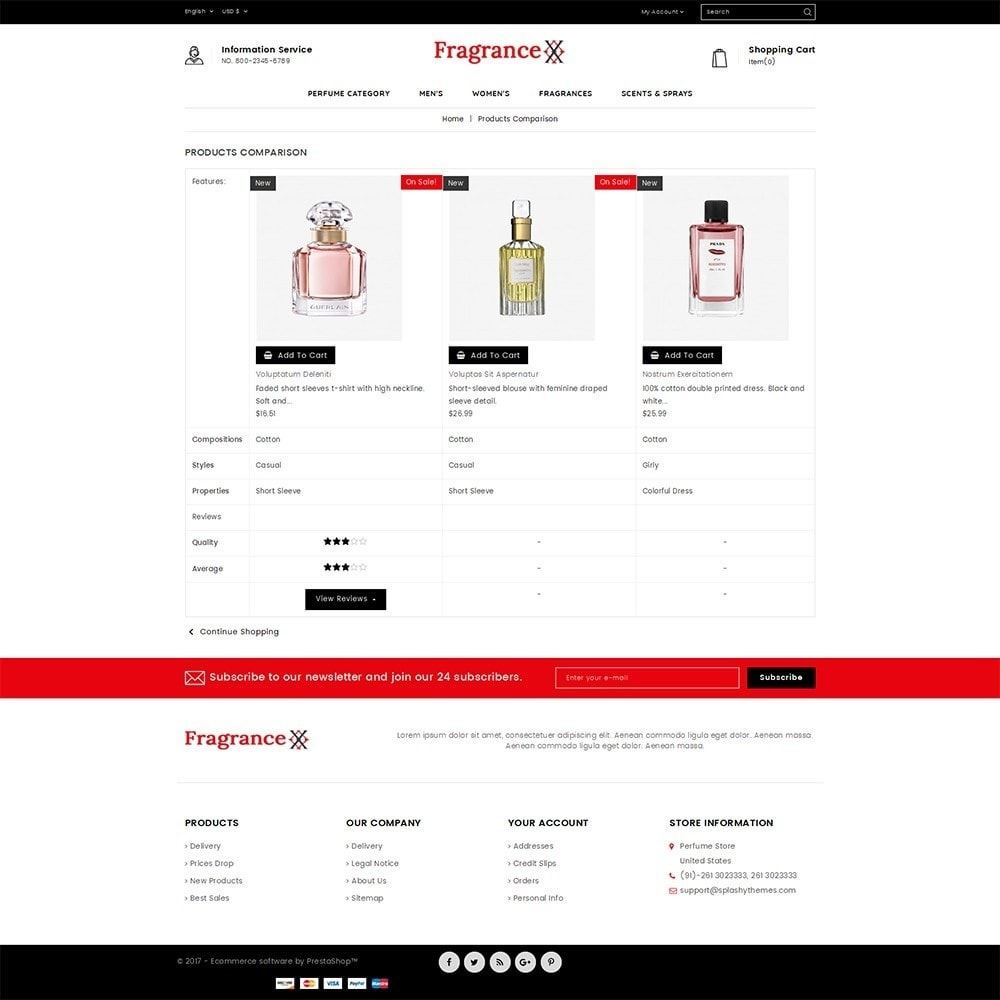 theme - Health & Beauty - Fragrance Store - 9