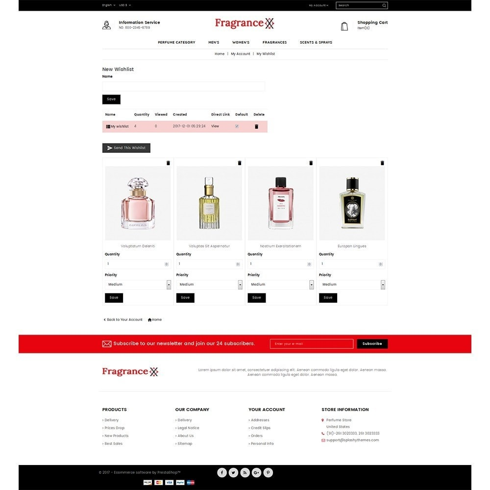 theme - Health & Beauty - Fragrance Store - 10
