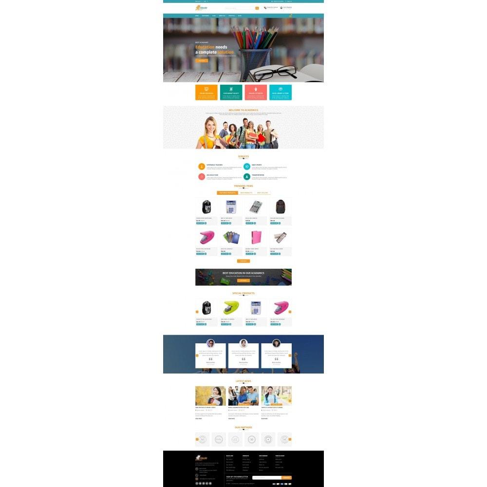 theme - Zabawki & Artykuły dziecięce - Educate - Acadamic & Stationary - 2