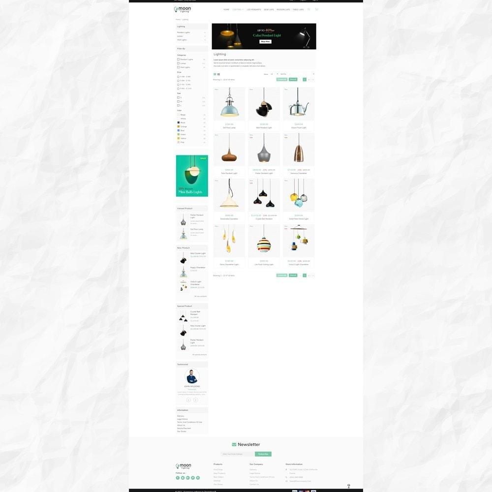 theme - Дом и сад - Moon – Lighting Decor Shop - 3