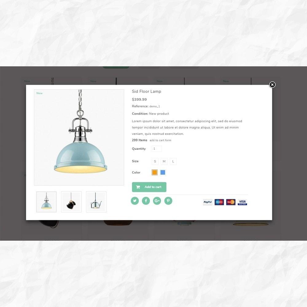 theme - Heim & Garten - Moon – Lighting Decor Shop - 5