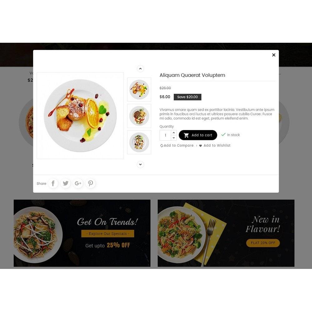 theme - Продовольствие и рестораны - Good Gusto Food - 8
