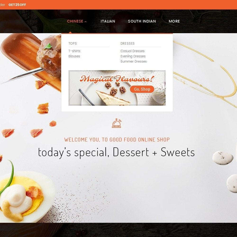 theme - Eten & Restaurant - Good Gusto Food - 9
