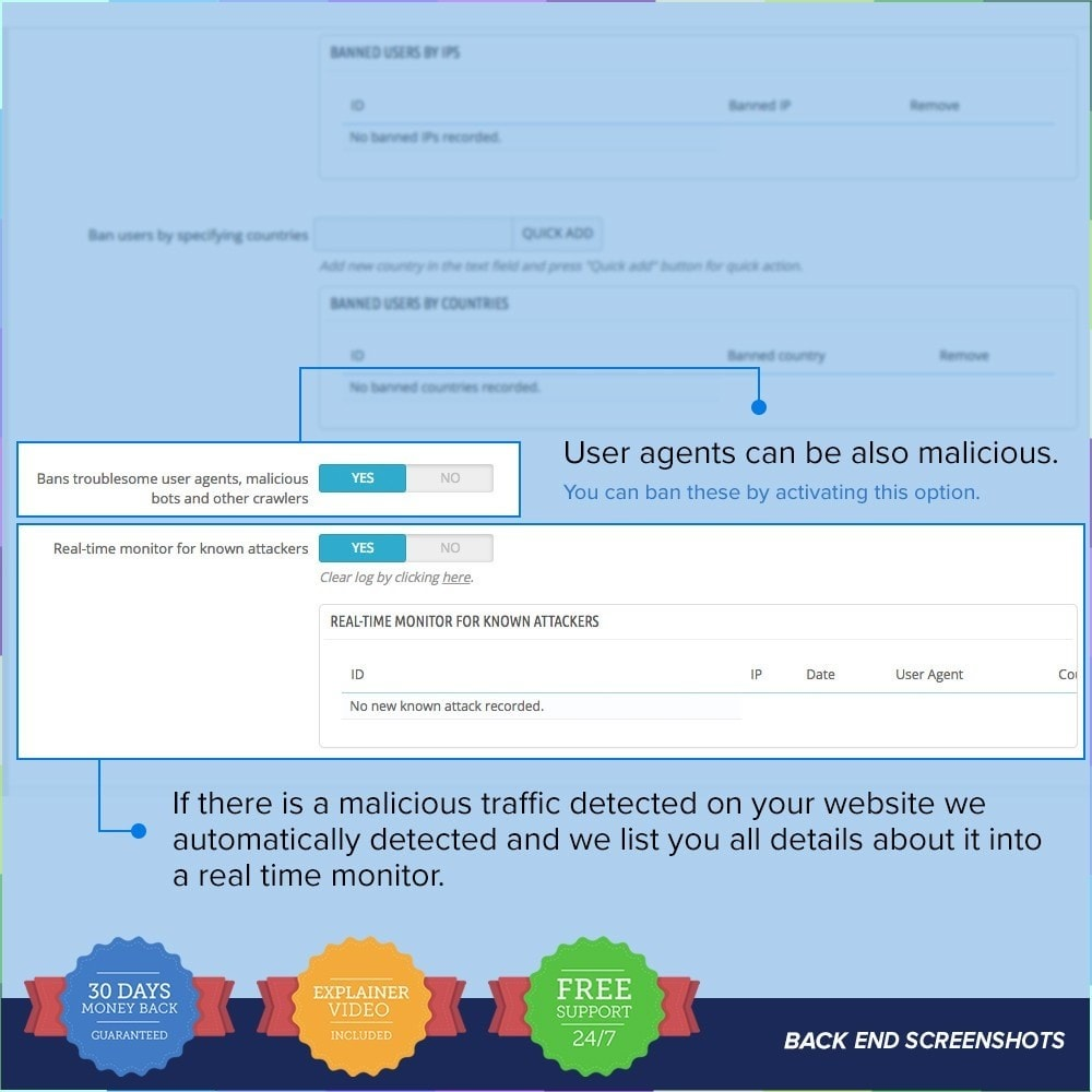 module - Security & Access - Protect Shop PRO / Anti Hack - 18