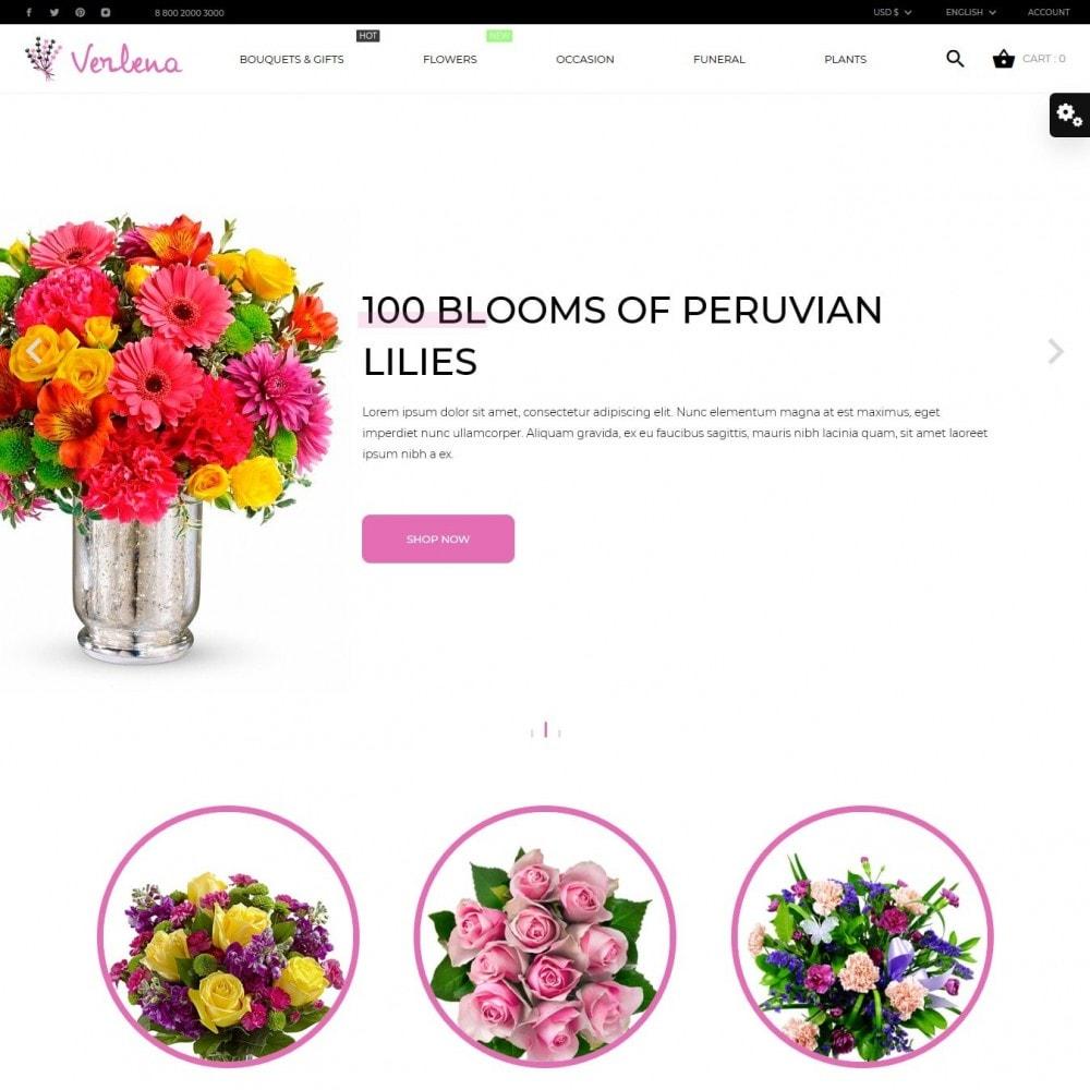 theme - Presentes, Flores & Comemorações - Verlena - 2