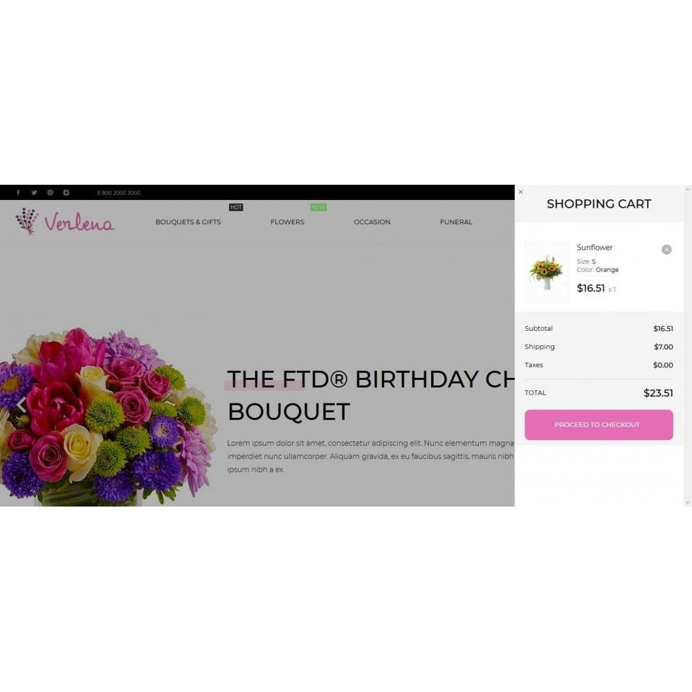 theme - Presentes, Flores & Comemorações - Verlena - 3