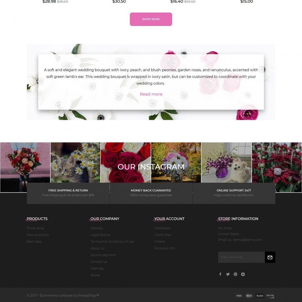 theme - Presentes, Flores & Comemorações - Verlena - 5