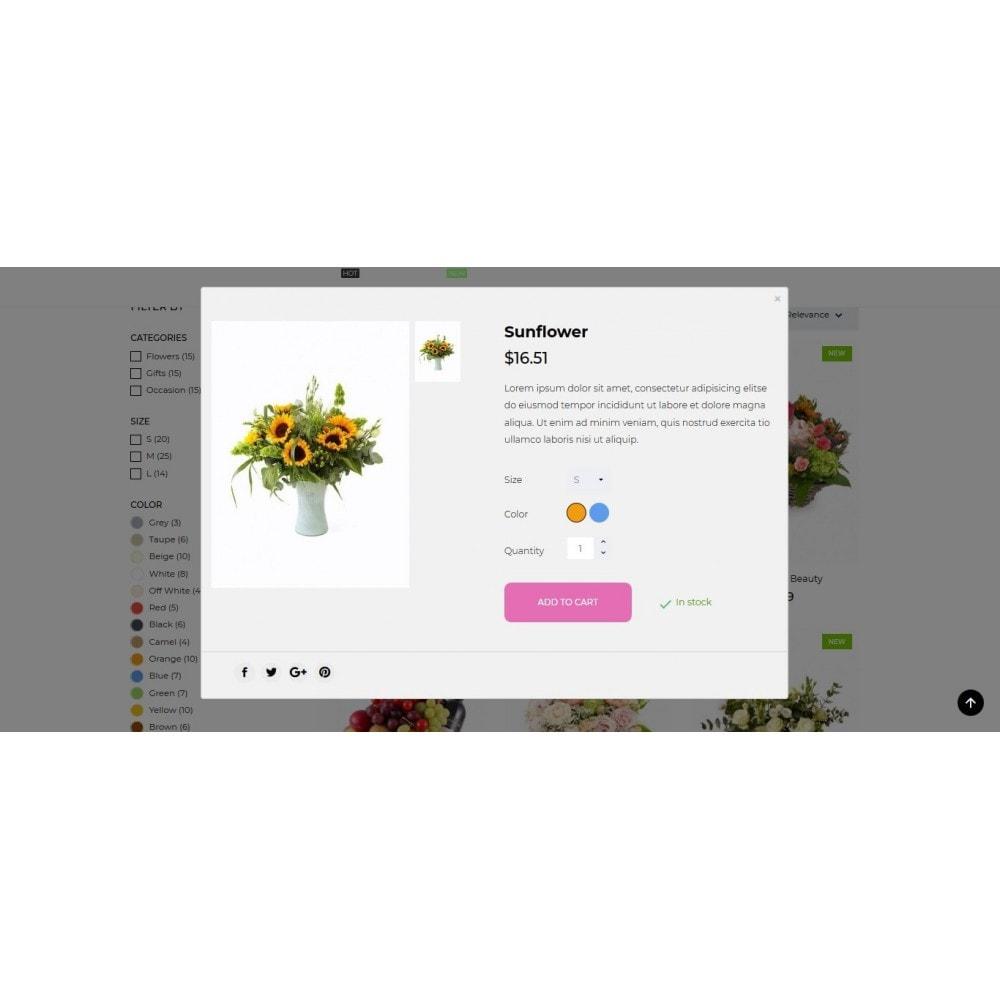 theme - Presentes, Flores & Comemorações - Verlena - 10