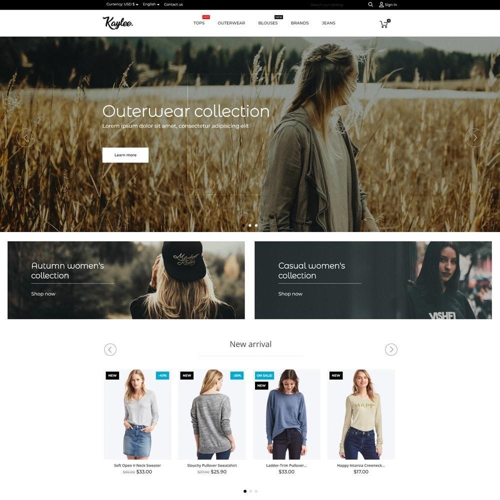 theme - Moda & Calzature - Kaylee Fashion Store - 2