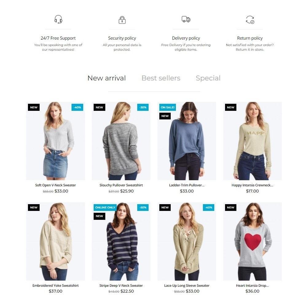 theme - Moda & Calzature - Kaylee Fashion Store - 3