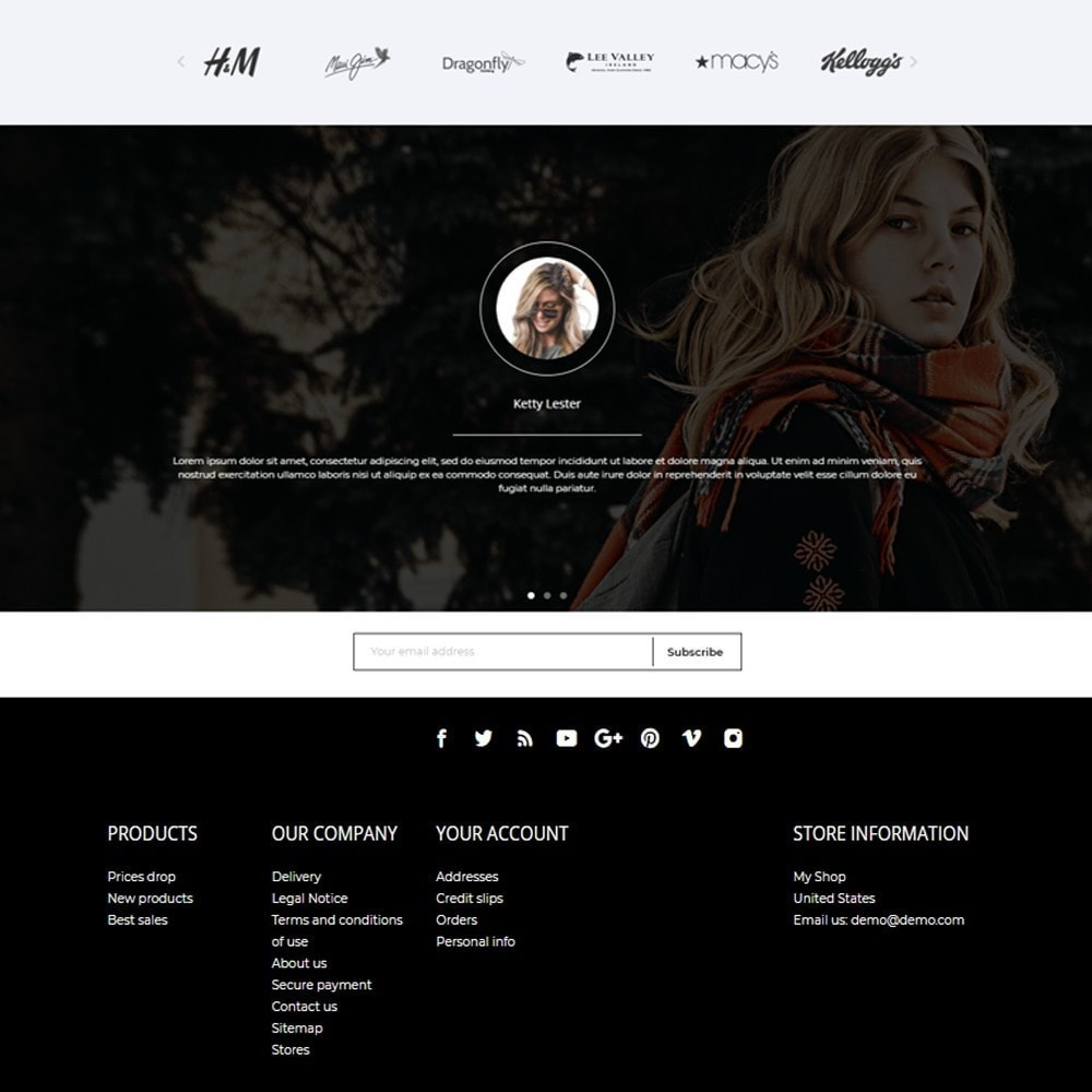 theme - Moda & Calzature - Kaylee Fashion Store - 4